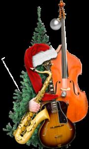 trio-kerst